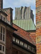 über den Dächern der Böttcherstraße