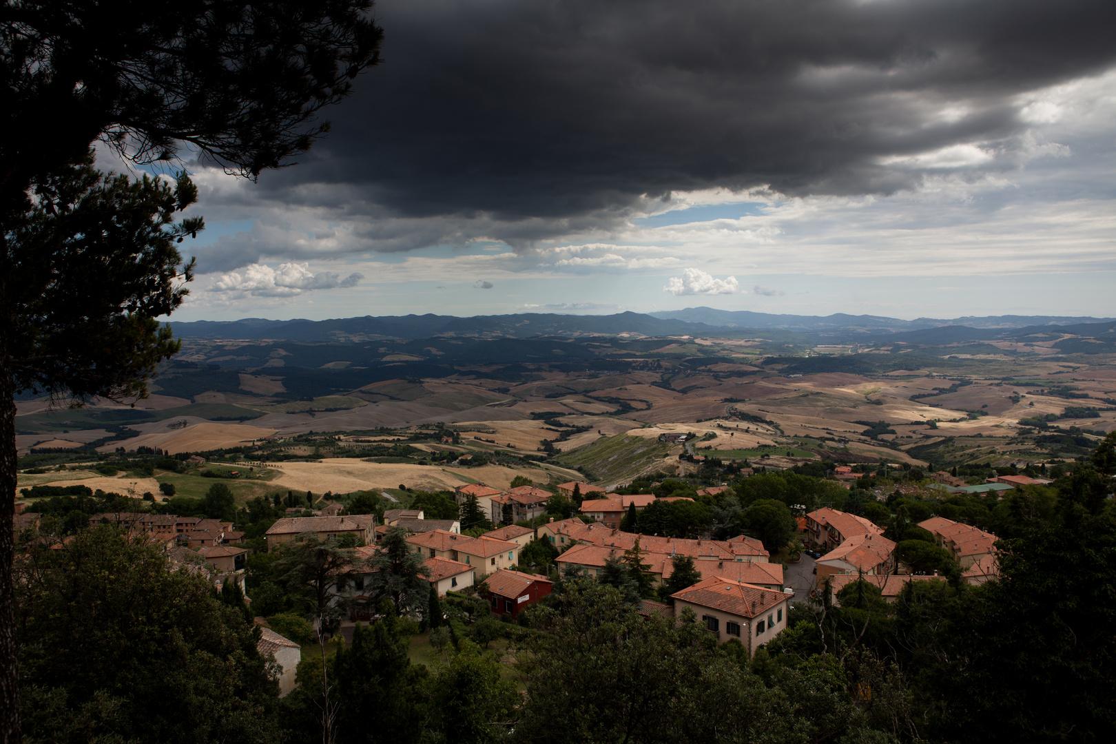 Über den Dächern der Toscana