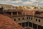 Über den Dächern des Canal Grande