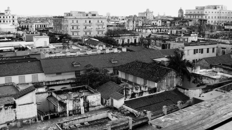 Über den Dächern Havanas