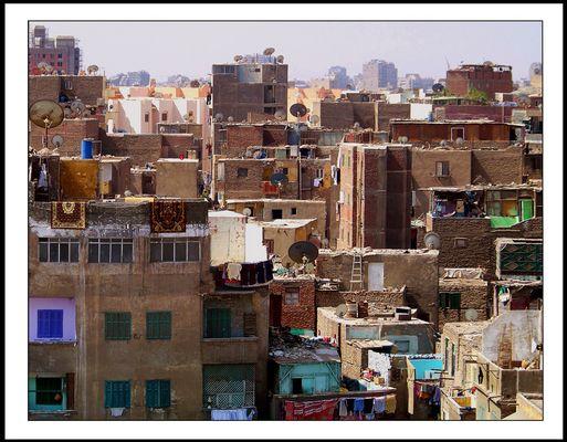über den Dächern Kairo #2