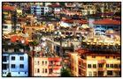 Über den Dächern von Alanya