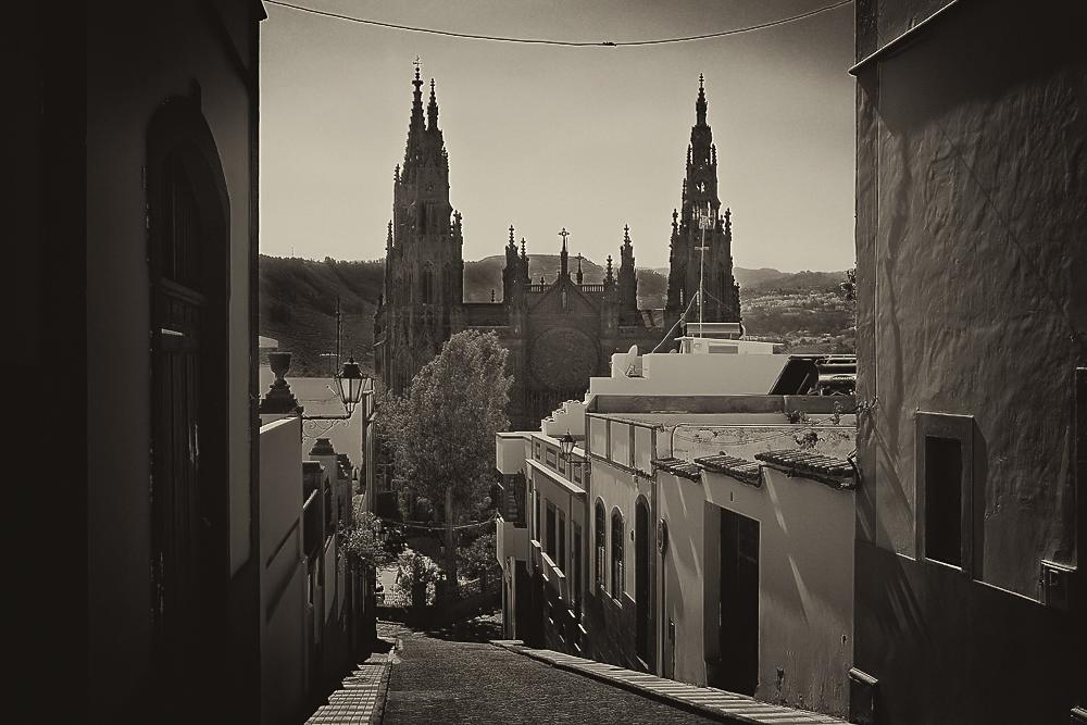 Über den Dächern von Arucas 2