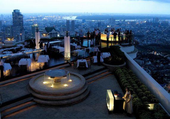 ...über den Dächern von Bangkok II