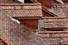Ueber den Dächern von Bern