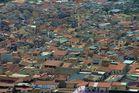 über den dächern von borgetto, sizilien