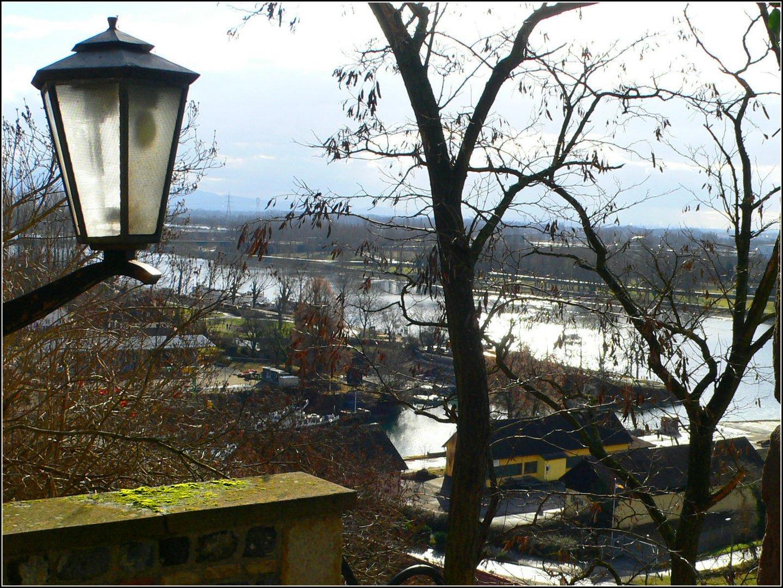.....über den Dächern von Breisach 2.....