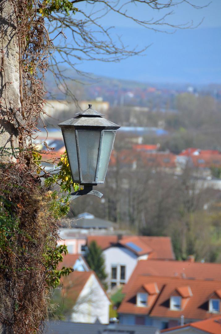 .....über den Dächern von Breisach.....