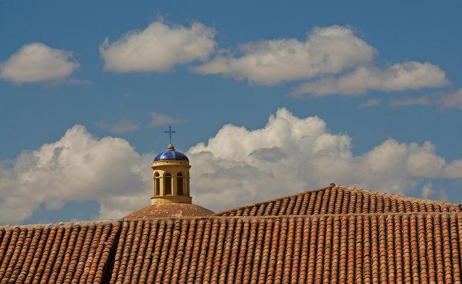 Über den Dächern von Cuzco - 2 -