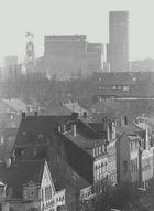 Über den Dächern von Herne ca. 1977