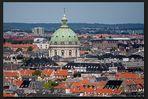 Über den Dächern von Kopenhagen