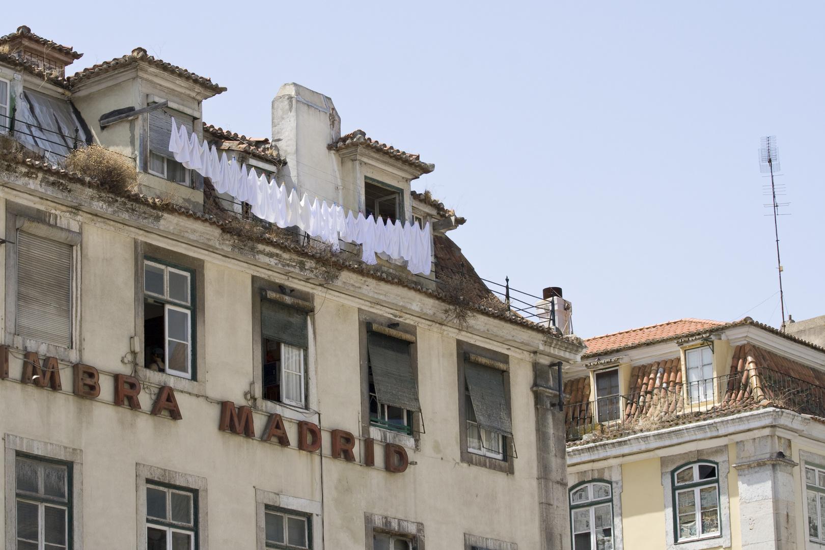 Über den Dächern von ... Lissabon