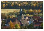 Über den Dächern von Meisdorf