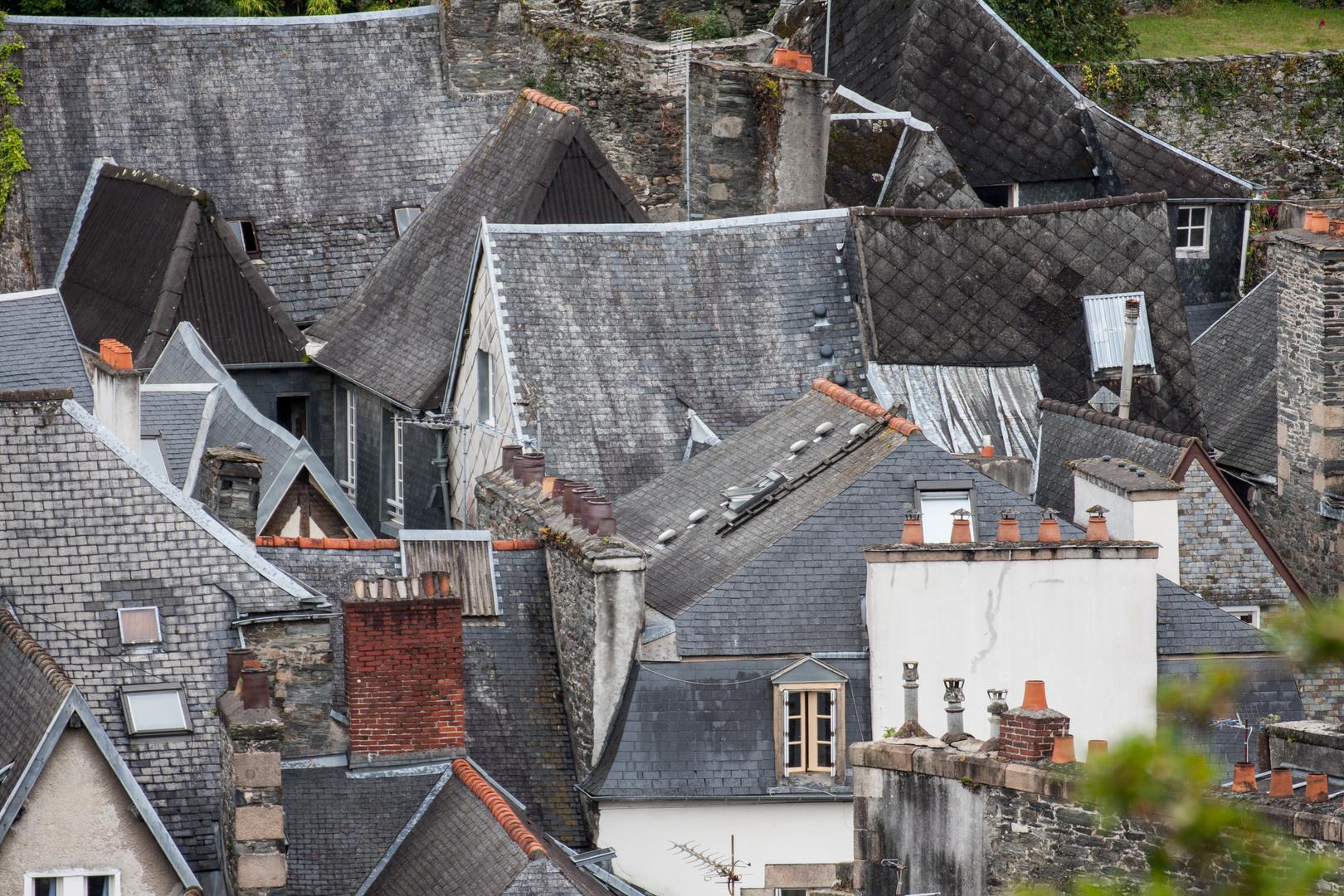 über den Dächern von Morlaix