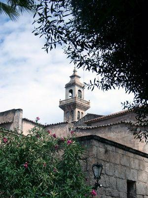 Über den Dächern von Palma