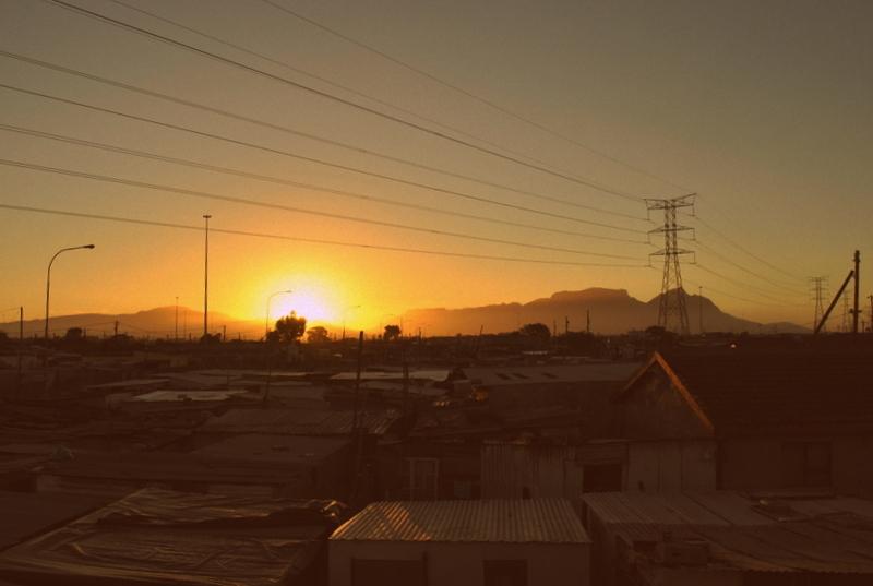 Über den Dächern von Philippi
