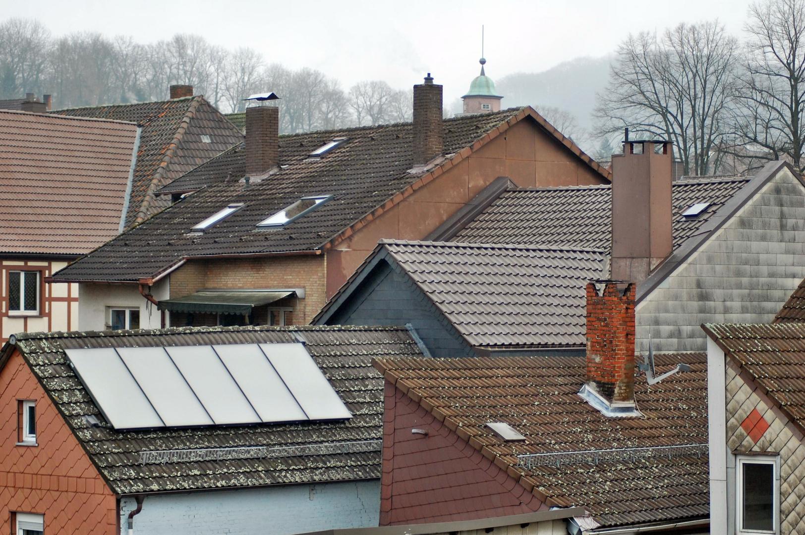 Über den Dächern von Stadtoldendorf