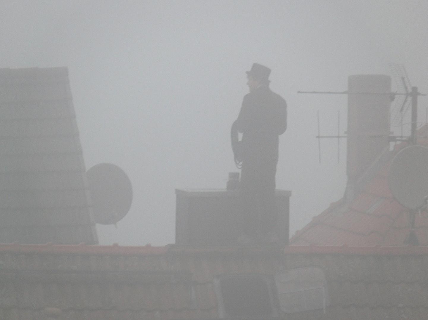 Über den Dächern von Stolpen
