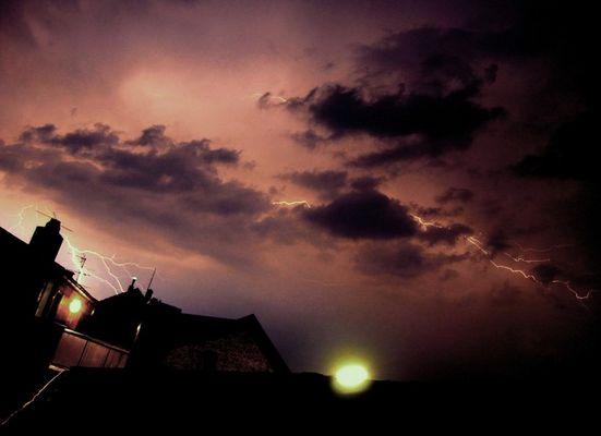 Über den Dächern von Straelen