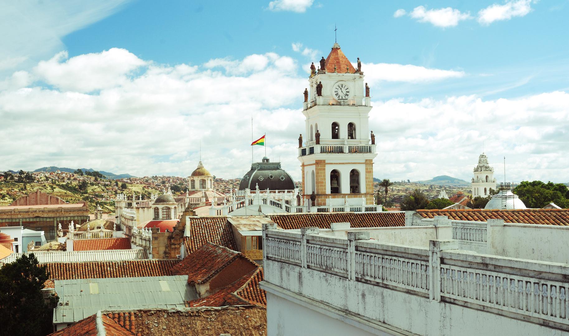 Über den Dächern von Sucre