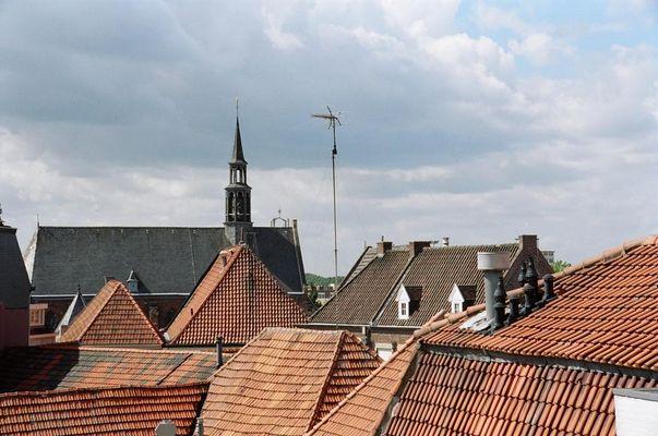 Über den Dächern von Venlo