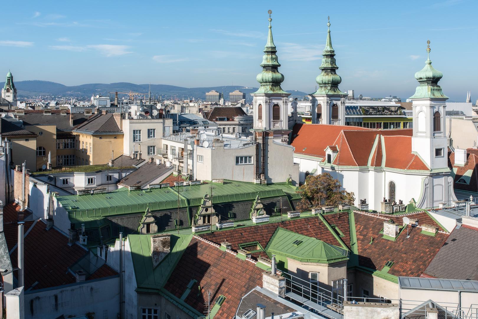 Über den Dächern von Wien_1