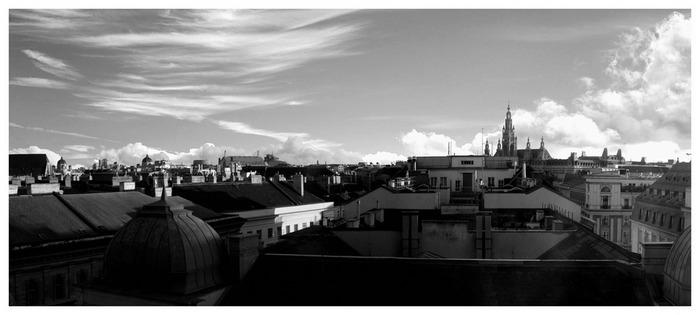 über den Dächern Wiens #1