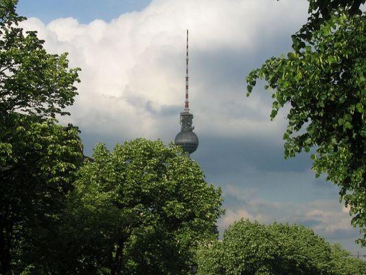 Über den Linden