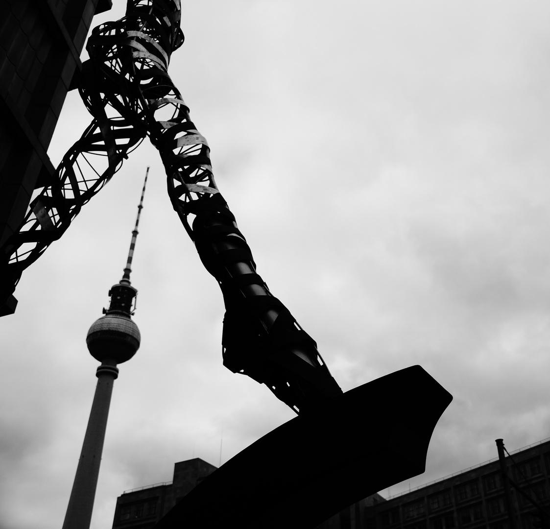 Über den Turm