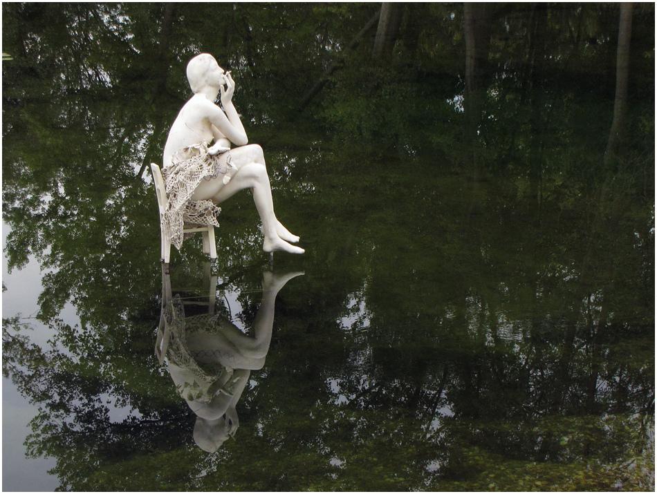 Über den Wassern schwebend ...