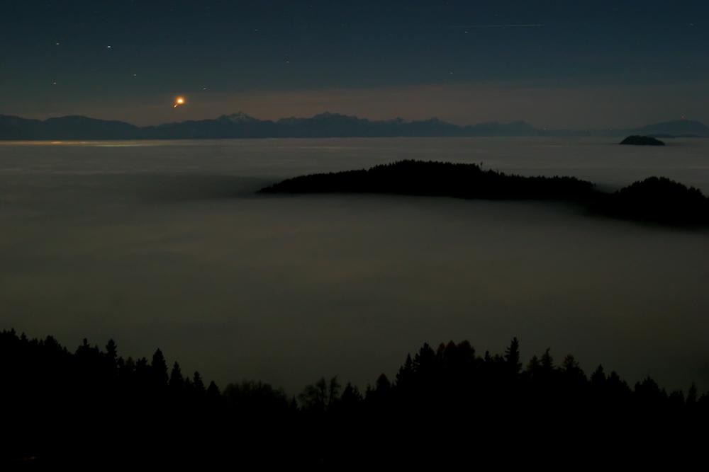 über den Wolken 09