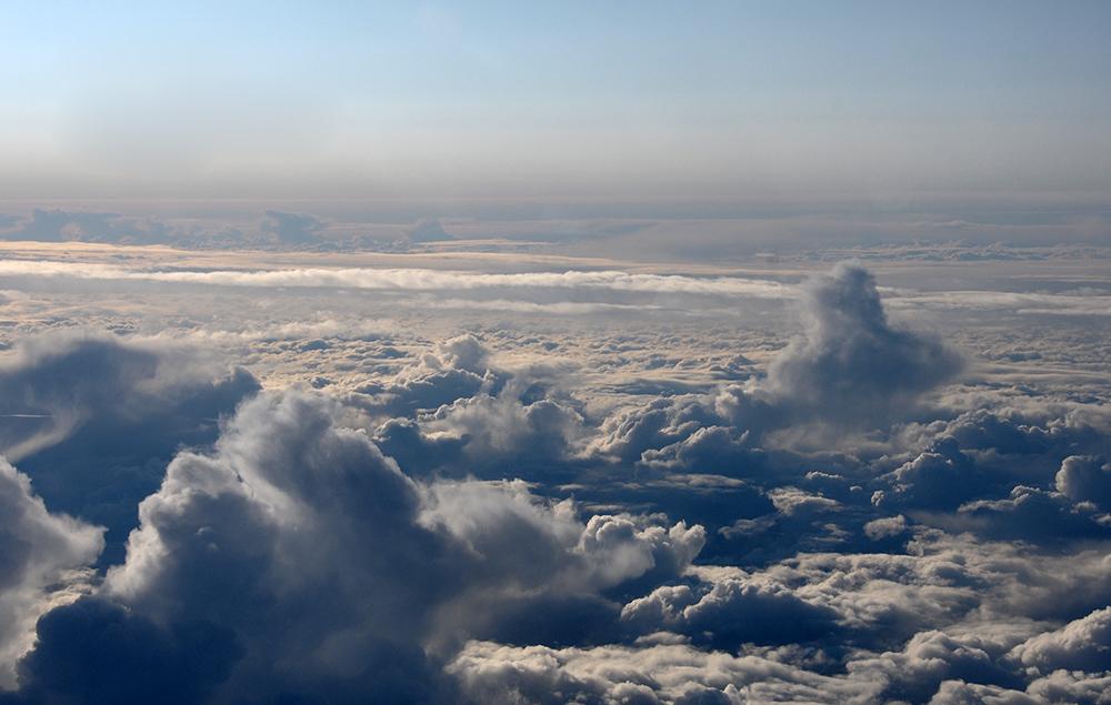 """""""Über den Wolken"""""""