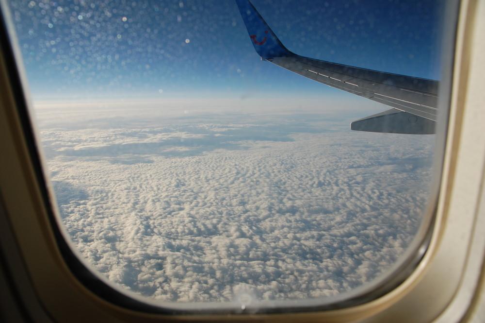 Über den Wolken !!!!!!!!!!!!!!!!!!!!!!!!!!