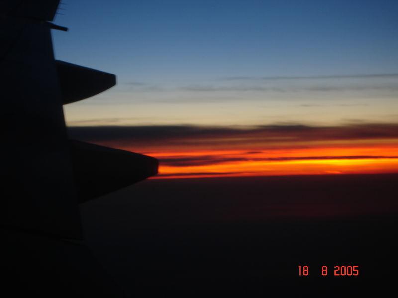 ...über den wolken