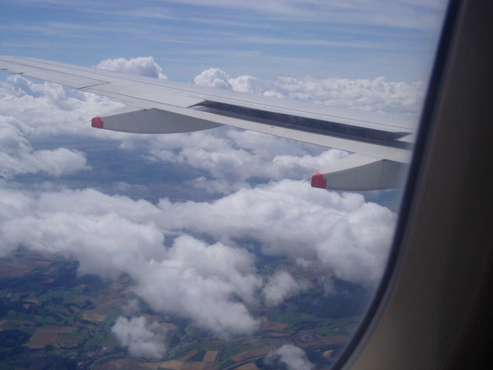 über den Wolken (Griechenland)
