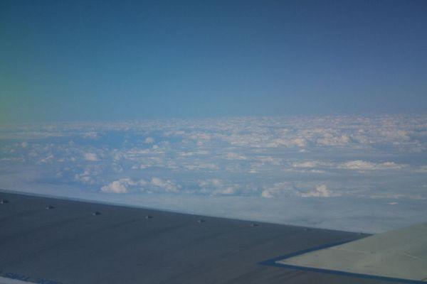 Über den Wolken I