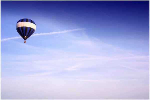 """Über den Wolken """"ist"""" die Freiheit Grenzen los!"""