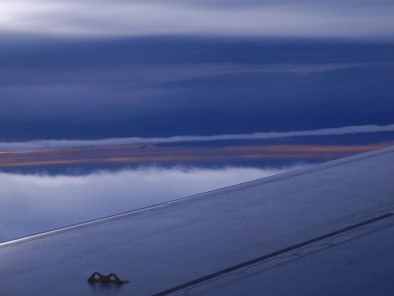 Über den Wolken ist die Freiheit nicht immer Grenzenlos