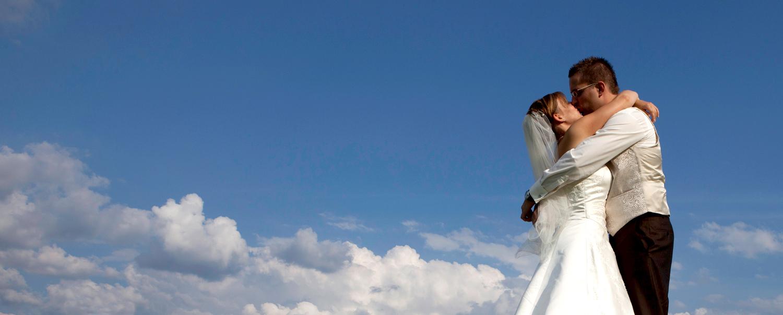 Über den Wolken - kann die Freiheit? oft grenzenlos sein… :·))