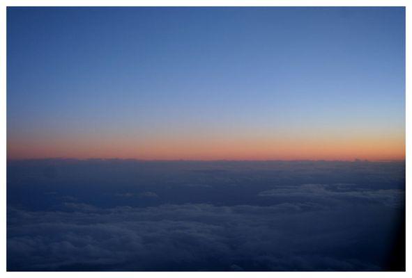 Über den Wolken muss die Freiheit wohl grenzenlos sein