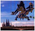 Über den wolken von Köln