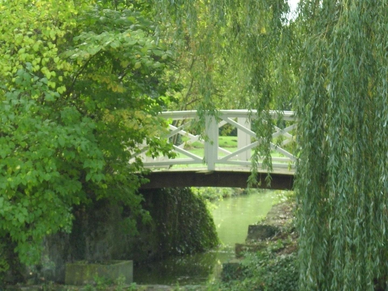 Über diese eine Brücke mußt Du gehen...