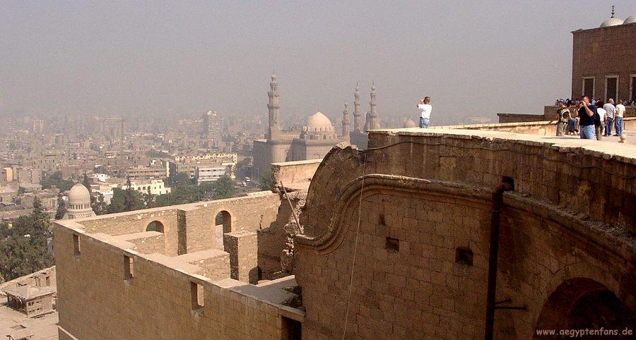 Über Kairo