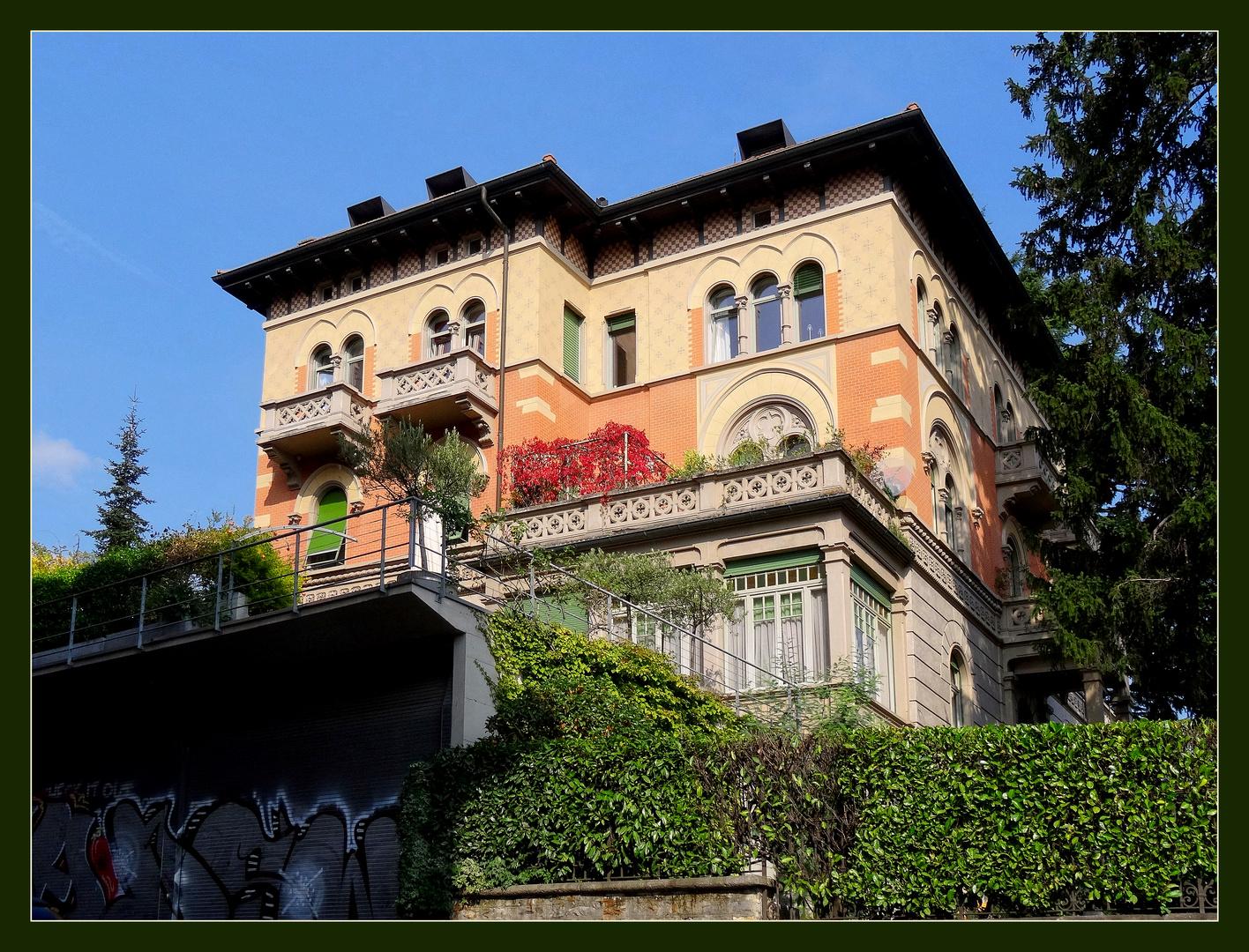 ...über Lugano