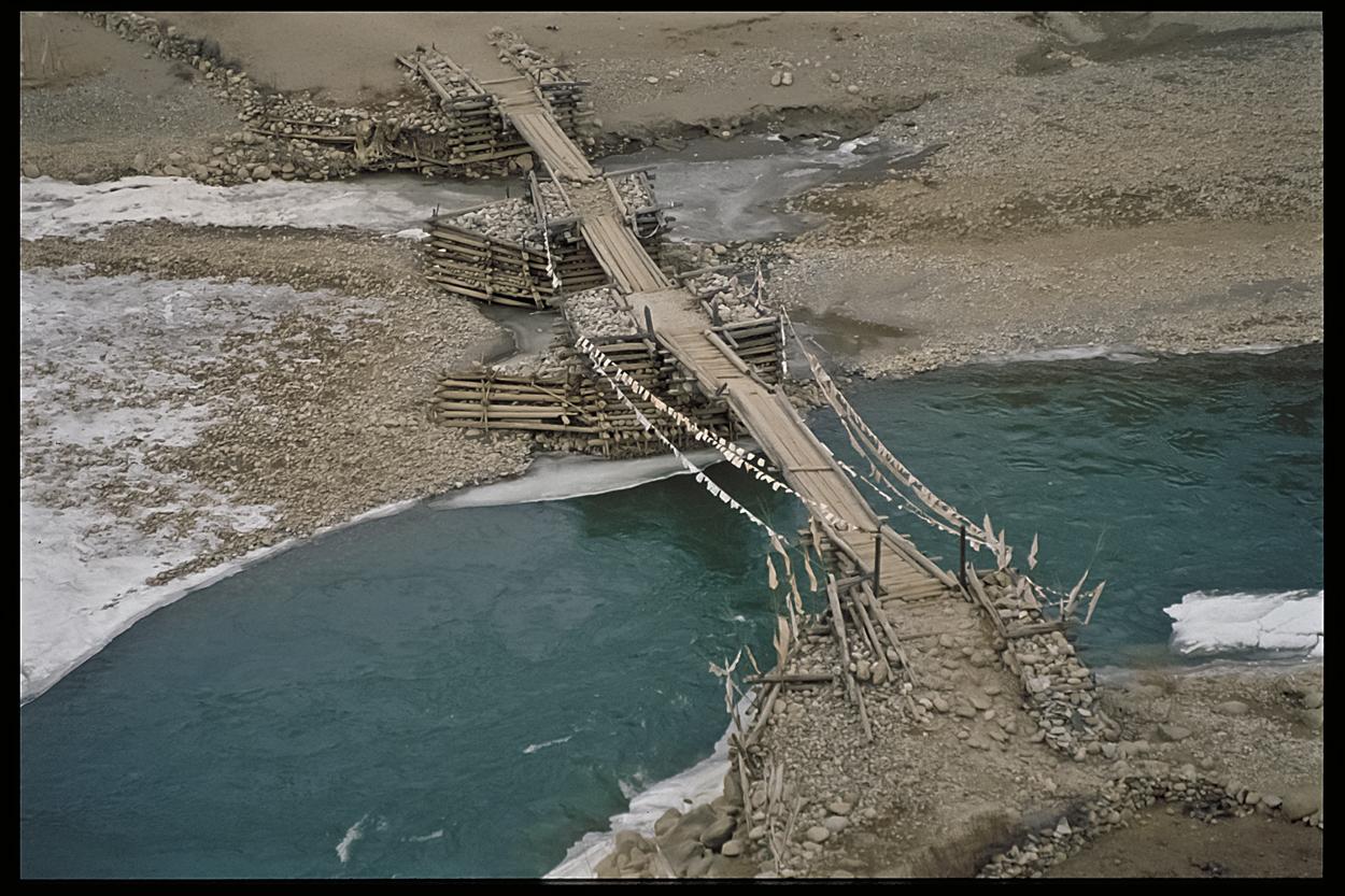 ...über sieben Brücken mußt du gehen