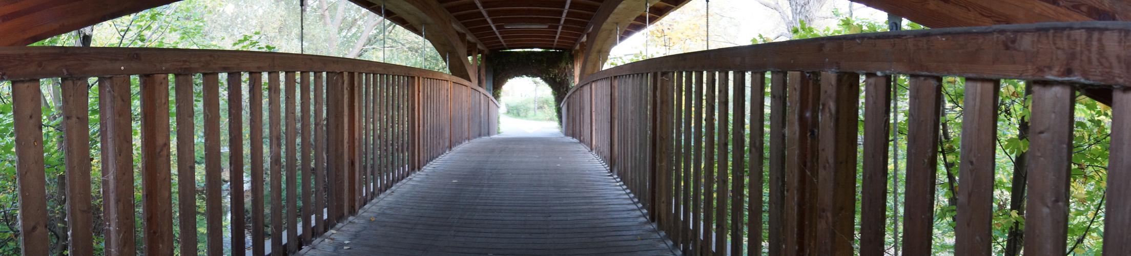 Über sieben Brücken musst du geh'n....