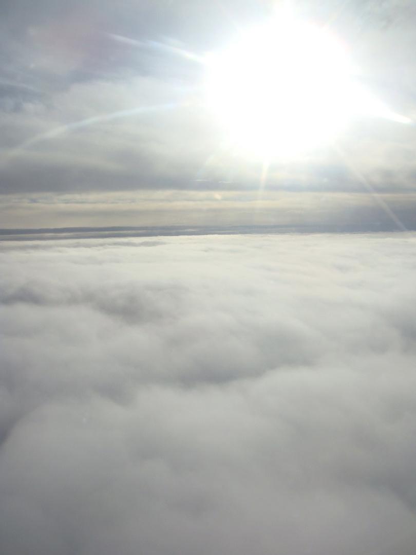 über Wolke 7