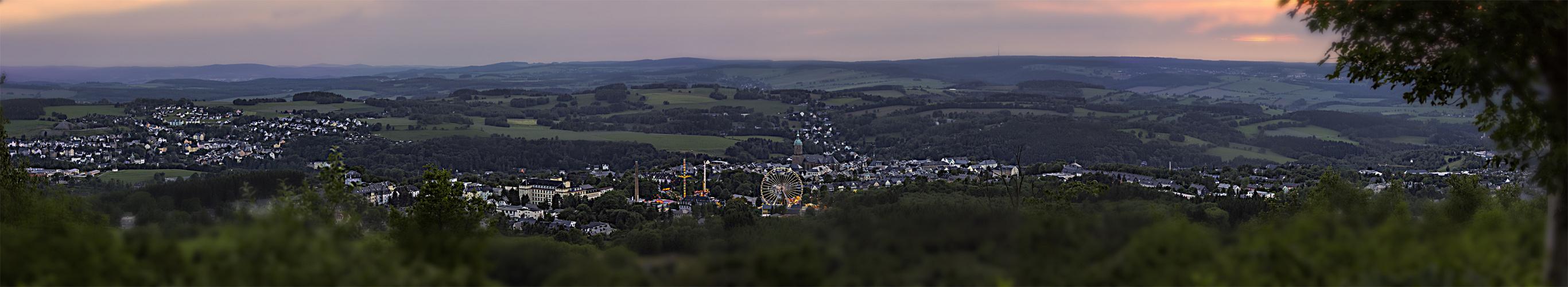 Überblick über Annaberg Buchholz