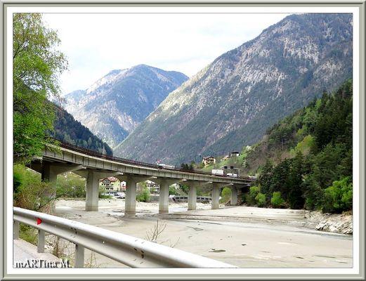Überbrücken  (mit Gedicht)