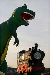 Überfall auf den Orient-Express ;-)